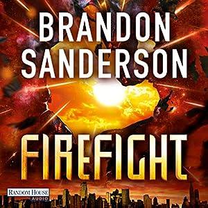 Firefight (Die Rächer 2) Hörbuch