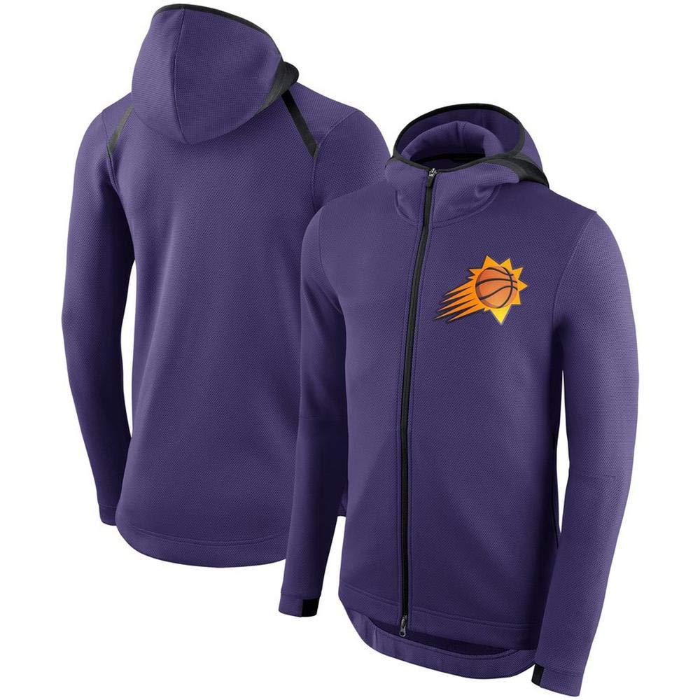 S NBA Basketball Clothes NBA Sweater Appearance Raptors//Warriors//Lakers//Nets//Rockets//Celtics//Team Zipper Shirt Coat Sweater A