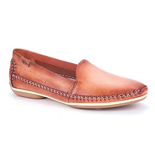 Pikolinos Roma W1R-4686 Mocasines de Cuero Mujer: Amazon.es: Zapatos y complementos