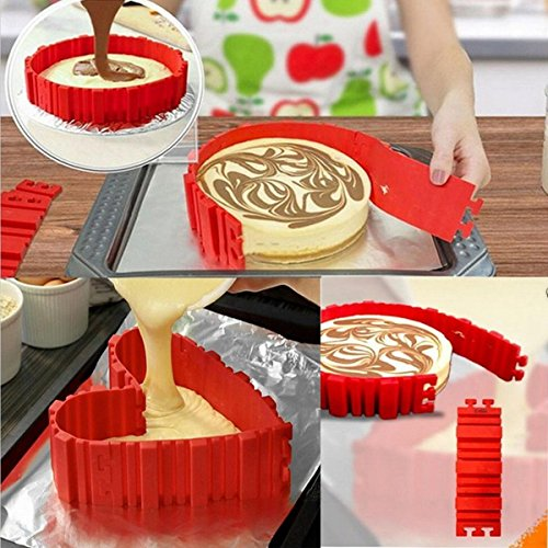 yxlh-4pcs-lot-magic-bake-snakes-grade-silicone-bake-all-cakes-cake-mould-tools