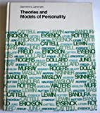 Theories And Models Of Personality