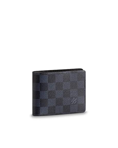 Louis Vuitton Damier cobalto lienzo múltiples tipo cartera n63211: Amazon.es: Zapatos y complementos