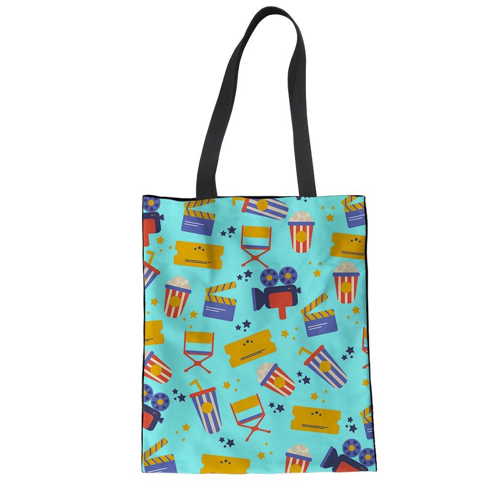 CHAQLIN Travel Canvas Shoulder Diaper Bag Tote Bag Kids Toys
