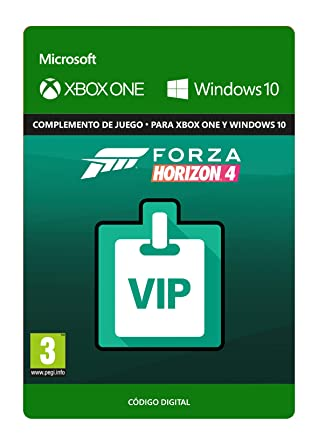 Forza Horizon 4 VIP Membership | Xbox One - Código de ...