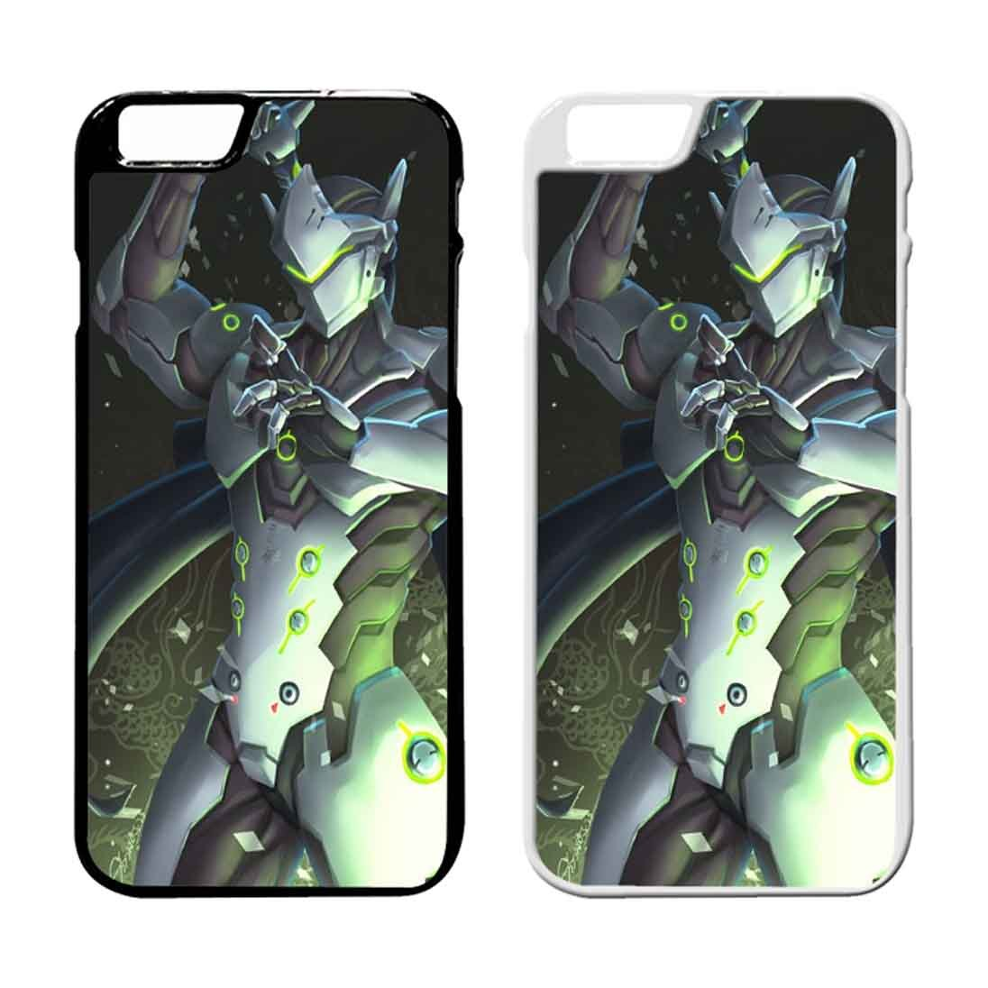 Genji Overwatch 4 Funda iPhone Case Funda iPhone 6 Plus Case ...