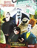 Hotel Transylvania Coloring & Activity Book with Stickers and Bookmarks