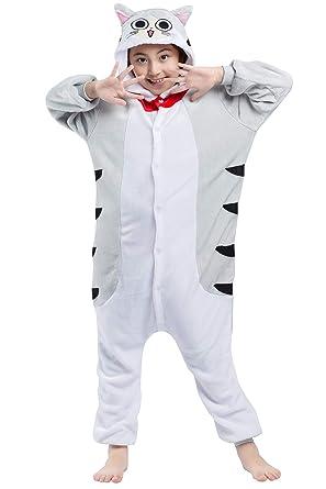 Amazon.com: Kids Animal Pajamas Onesies Boys Girls ...