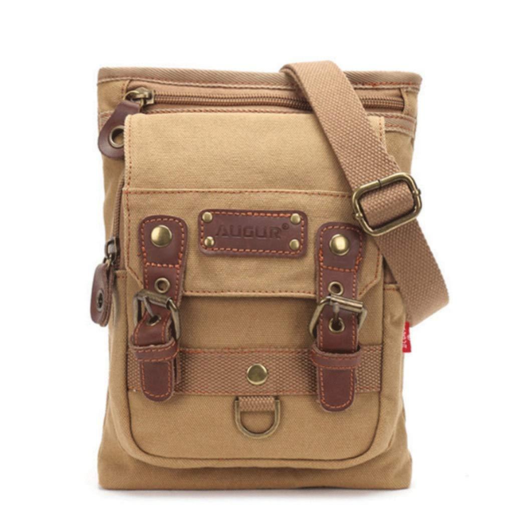Color : 3#, Size : S RXF Mens Messenger Bag Small Pocket Shoulder Kit Barber Bag
