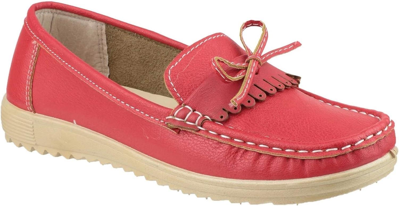 Fleet /& Foster Womens Elba Loafer Shoe