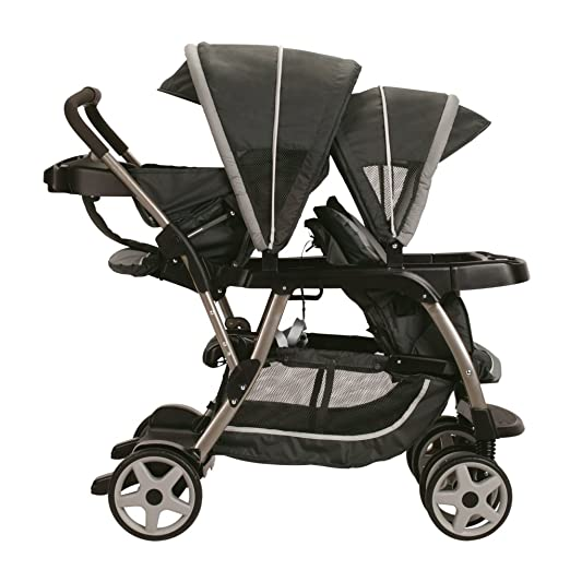 Graco Ready2grow Click Connect LX Stroller,