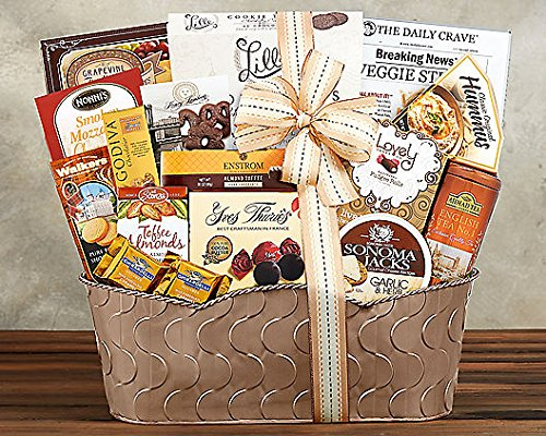 Wine-Country-The-Connoisseur-Gift-Basket