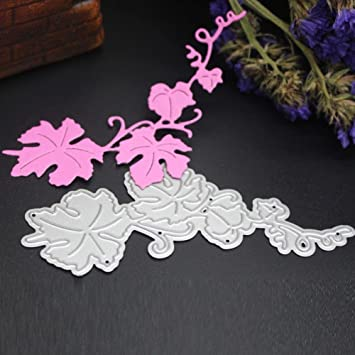 Amazon Paper Album Decor Cutting Dies Lotusflower Christmas