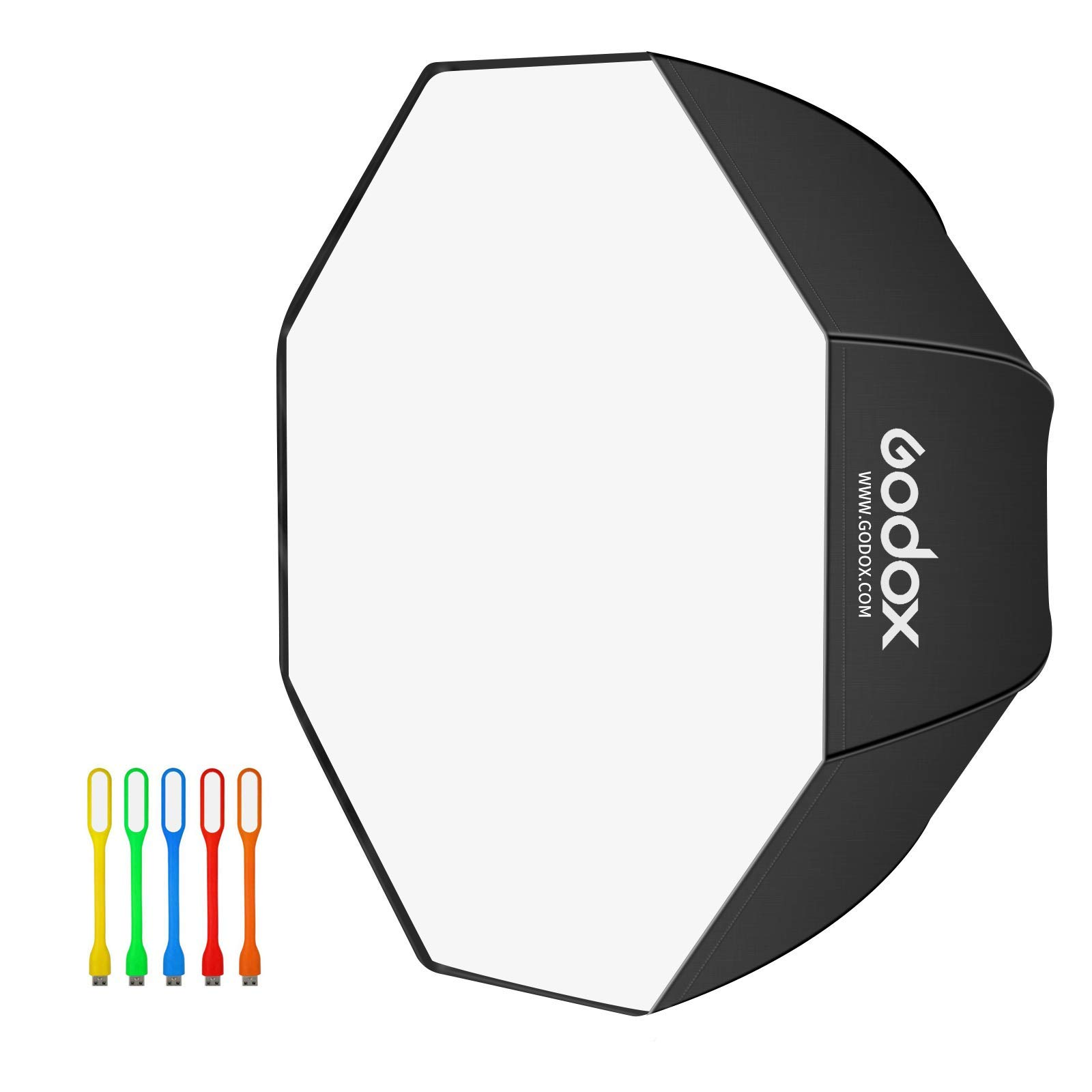 Godox 32 inches / 80cm Umbrella Octagon Softbox Reflector Diffuser