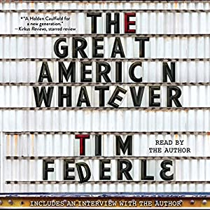 The Great American Whatever Audiobook