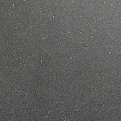 19mm MDF schwarz durchgef/ärbt Platte 100x100 cm