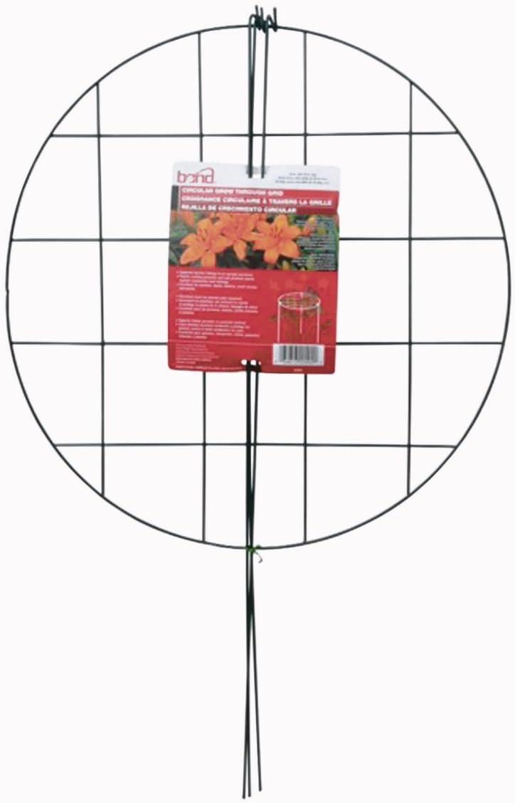 Bond Manufacturing 494 20in x 30in Circular Grow Through Grid, Green