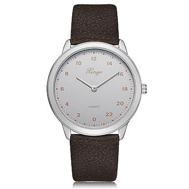 SamMoSon Relojes Hombre Deportivos Elegantes Digital Inteligente De Agua,Reloj De Pulsera Análogo De Cuarzo Simple Casual para Hombres Relojes De Pulsera: ...