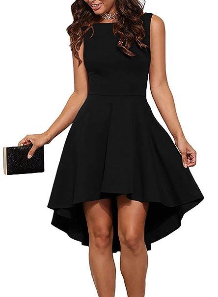 Amazon.com: PinUp Angel - Vestido sin mangas para mujer ...