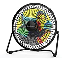 Picture Fan with Floating LED Display