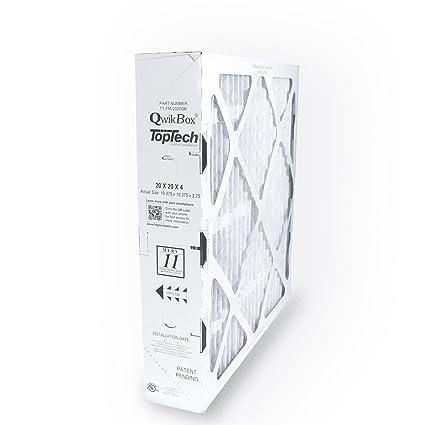 Best Whole House Air Purifier 2020 Amazon.com: TopTech TechPure TT FM 2020 QB OEM Replacement Filter