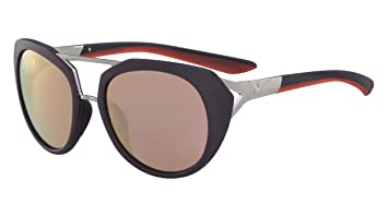 54aa041d05847 Amazon.com  Nike Men s Flex Motion Rectangular Sunglasses Matte Cave ...