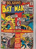 Batman #182, August 1966. 80 Page Giant #G-24. Strange Lives of Batman and Robin