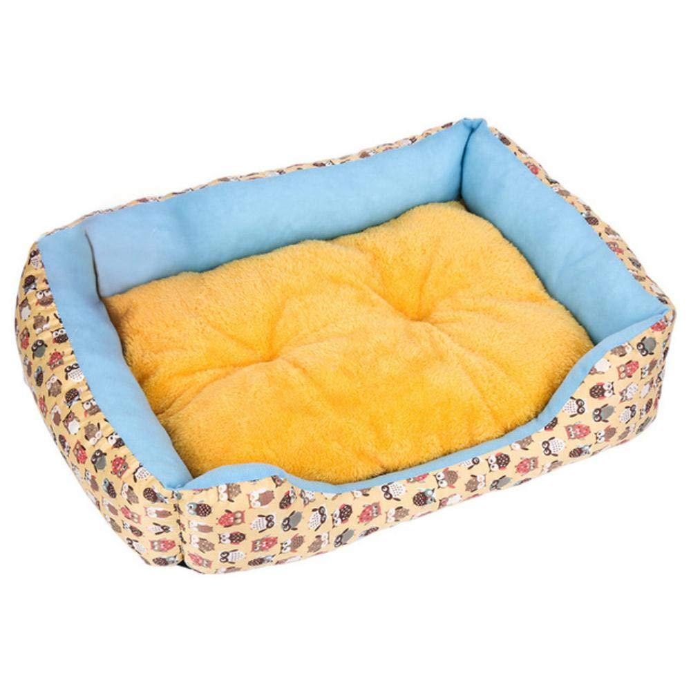 PENVEAT Colchoneta para Perros Kennel Soft Dog Puppy Pet Fleece ...