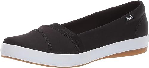 Keds Women's Carmel Twill Slip On Shoe