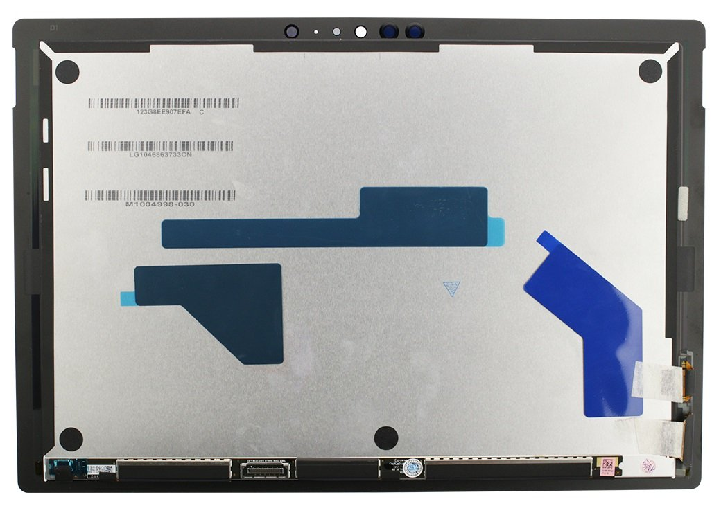 Microsoft Surface Pro 2017 12.3'' Touch Screen Digitizer, 12.3'' 2736 x 1824 LCD Display Assembly