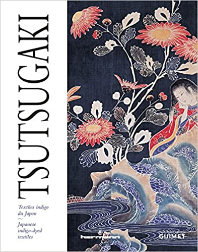 Livre gratuits Tsutsugaki: Japanese indigo-dyed textiles (English version) pdf ebook