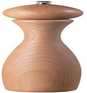 product image for Fletchers' Mill Marsala Collection Salt Mill, Cherry - 12 Inch, Adjustable Coarseness Fine to Coarse, MADE IN U.S.A.