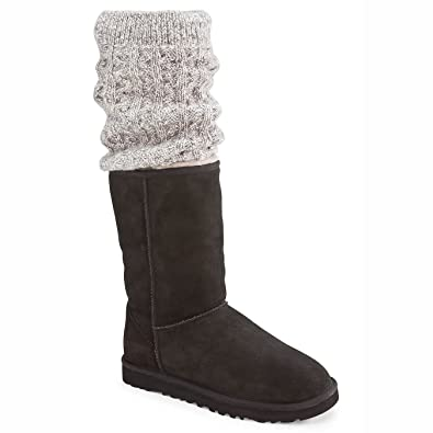 bc61ad83fdd UGG Australia Womens Tularosa Route Detachable Boot Black Size 8 ...