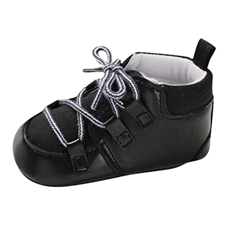 bc53b5db85791 Amazon.com : Lucoo baby shoes, Baby Girls Boys Cartoon Shoes First ...