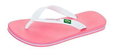 072ce48f40f9 Ipanema Brazil II Womens Flip Flops Sandals-Pink-5