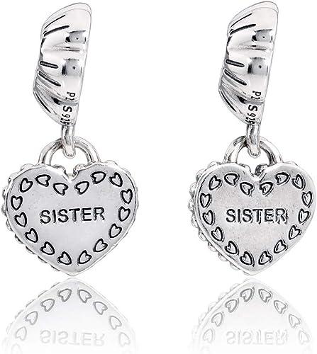Amazon.com: Tristan Pandora 791383 My Special Sister Charm: Jewelry