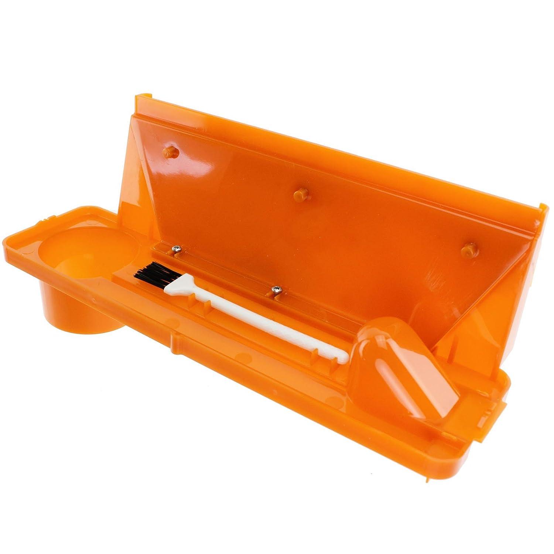 Dimplex Genuine Electric Heater / Fire Orange Nozzle Assembly