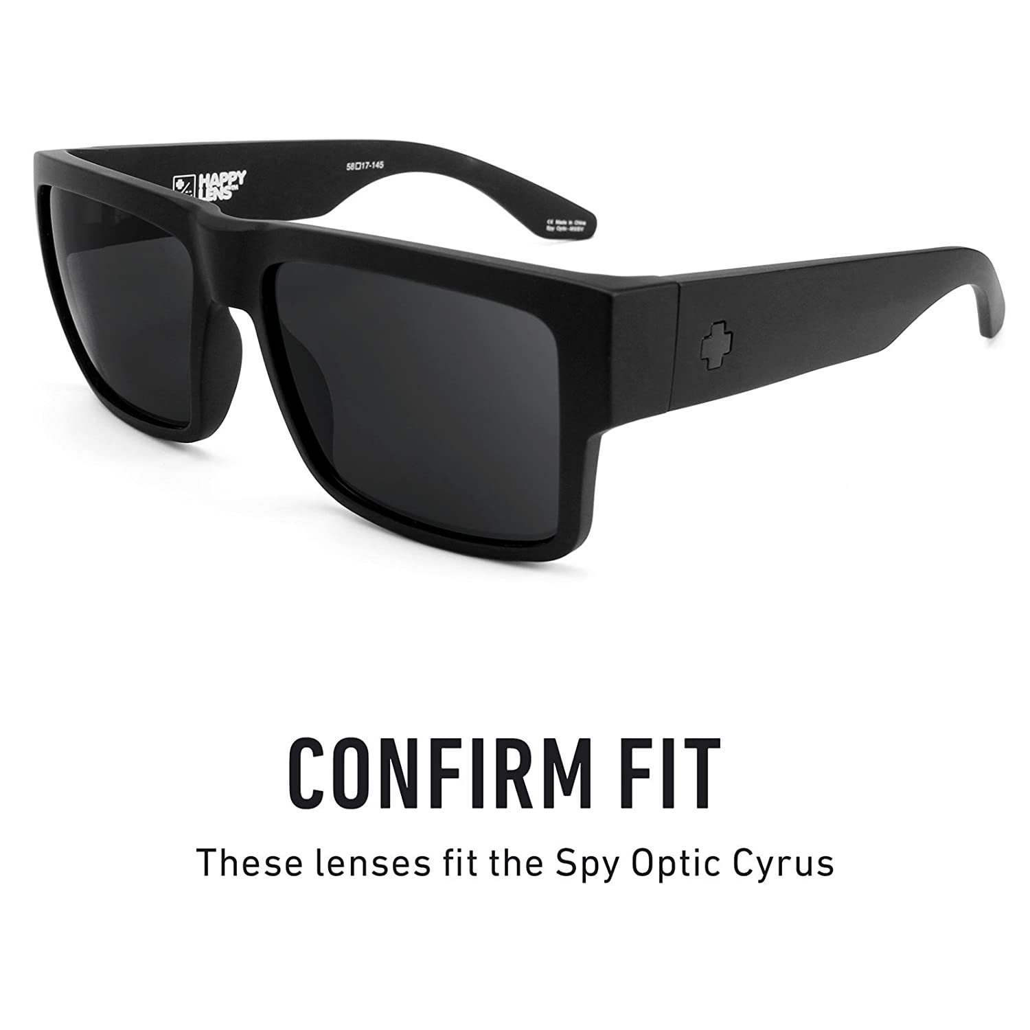 Revant Replacement Lenses for Spy Optic Cyrus