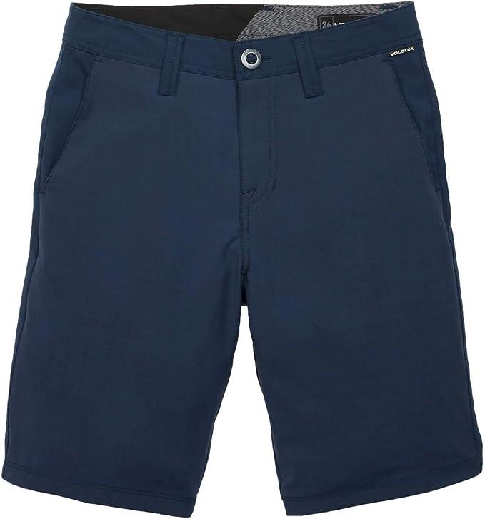 Volcom Boys Frickin SNT 18 Hybrid Short