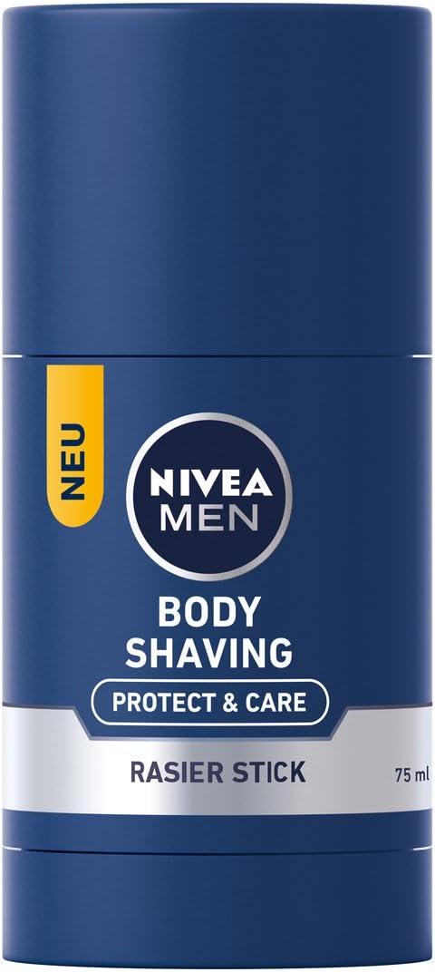NIVEA Men, 3er Pack Ganzkörper Máquinas de afeitar Stick para ...