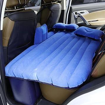 Colchón de coche hinchable Universal Camping Air cama cojín ...