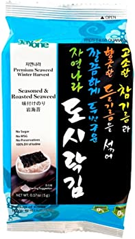 Jayone 24 Count Seaweed Roasted and Lightly Salted