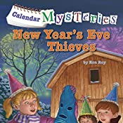 New Year's Eve Thieves: Calendar Mysteries #13   Ronald Roy
