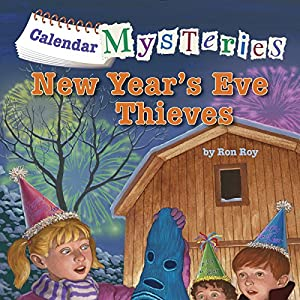 New Year's Eve Thieves Audiobook
