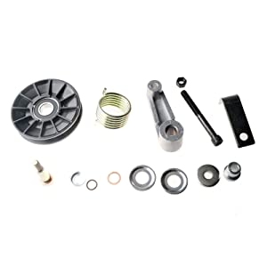 Solarhome Cooling Fan Pulley Tensioner Kit for Bobcat Skid Steer Loaders 653 751 753 763 773 7753 863 963 S100 S130 S150 S160 S175 S185 S205 S220 S250 S300 S330 T250 T300 T320 T140 T180 T190