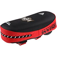 FITYLE Thai Kick Boxing Strike Curved Arm Pad Focus Martial Arts MMA Punch Shield New