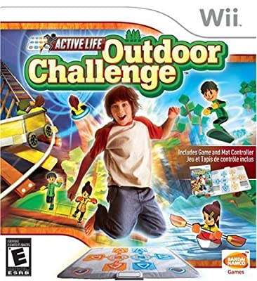 Active Life Outdoor Challenge from Namco