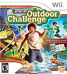 Active Life Outdoor Challenge - Wii