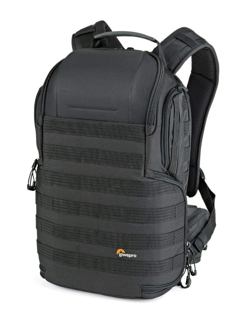 Lowepro ProTactic 350 AW II Black Pro Modular Backpack with All Weather Cover for Laptop Up to 13 Inch, Tablet, Canon/Sony Alpha/Nikon DSLR, Mirrorless CSC and DJI Mavic Drones LP37176-PWW by Lowepro (Image #2)