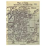 Maps of Early Massachusetts, Lincoln A. Dexter, 0960121048