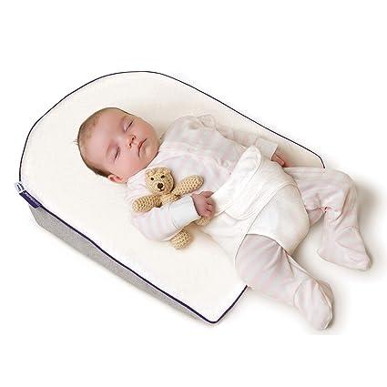 Amazon.com: Clevamama Anti Reflux - Cuña para bebé: Baby